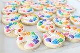 Palette Cookies