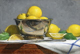 Still Life - Lemons credit Amazon Prints