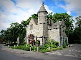 ^ Clontarf Castle Gatehouse, Clontarf. co. Dublin 1837