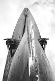 USS KIDD Bow & Anchors