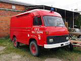 Renault SG2 Fire Engine