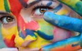 Colour Face