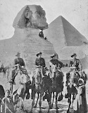 Postcard from Egypt from Leopold de Saxe