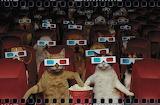 3-D Movie Night