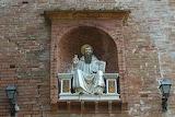 Abbazia di Monte Oliveto Maggiore Siena - terracotta 1 dei della