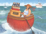 Rowing in Luxury - Peter Adderley