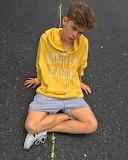 Boy in the adidas