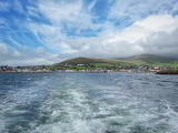 Dingle from a Boat