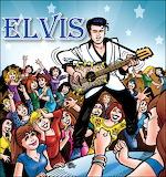 Elvis Cartoon