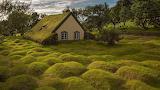 Hof, Iceland by Menno Schaefer