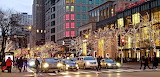 Christmas Magic on Chicago's Magnificent Mile