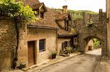 Rocamadours Porte Basse, France