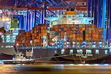 🌍Impressive Cargo Ship...