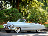 1951 Cadillac Sixty-Two Convertible Coupe