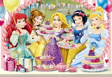 Princess Dessert Party