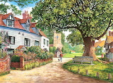 #Village by Steve Crisp