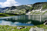 Rila lake Bulgaria