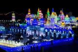 Illuminated-glacier-village-at-the-2014-harbin-ice-festival-desi