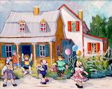 Pauline Paquin, pretty art...