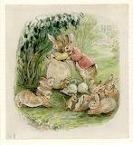 Beatrix Potter Flopsey Bunnies