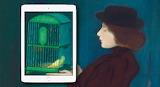 Revisited, Rippl-Rónai, József, Woman with a Birdcage