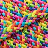 ^ Braided cord