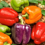 #Rainbow Bell Pepper Mix