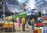 Flying Scotsman by Kevin Walsh...