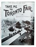 Toronto Fair - CNE 1915
