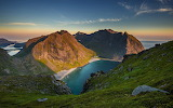 Norway Landscape Mountains