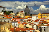 Portugal rooftops