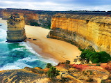 Great Ocean Road and the 12 Apostles, Victoria, Australia