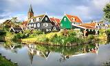 Village on the Waterway