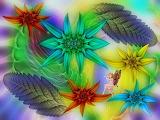 Fairy fun fractal