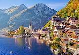 💙Hallstatt, Austria...