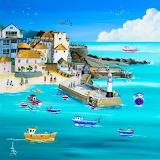 St Ives Sunshine - Anne Blundell