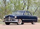 1950 Ford Custom Club Coupe