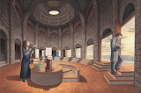 Space Between Words, di Rob Gonsalves