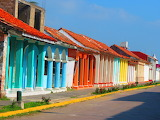 Colored-houses-Mexico