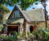 Coffee Shop at Carmel by the Sea CA, USA