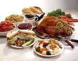 ^ Thanksgiving and Christmas Foods