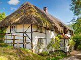 Thatched cottage in Nether Wallop
