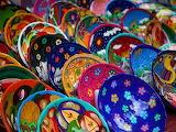 ☺♥ Ceramic plates...