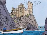 6 - Tintin  et  l'Ile  noire - 2
