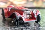 """""""Old Toy Car"""""""