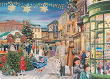 Christmas Shopping - Trevor Mitchell