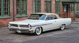1963 Pontiac Parisienne Convertible