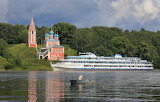 On the Volga river