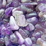 Pretty purple pebbles!