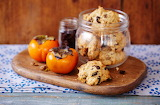 ^ Spiced persimmon cookies